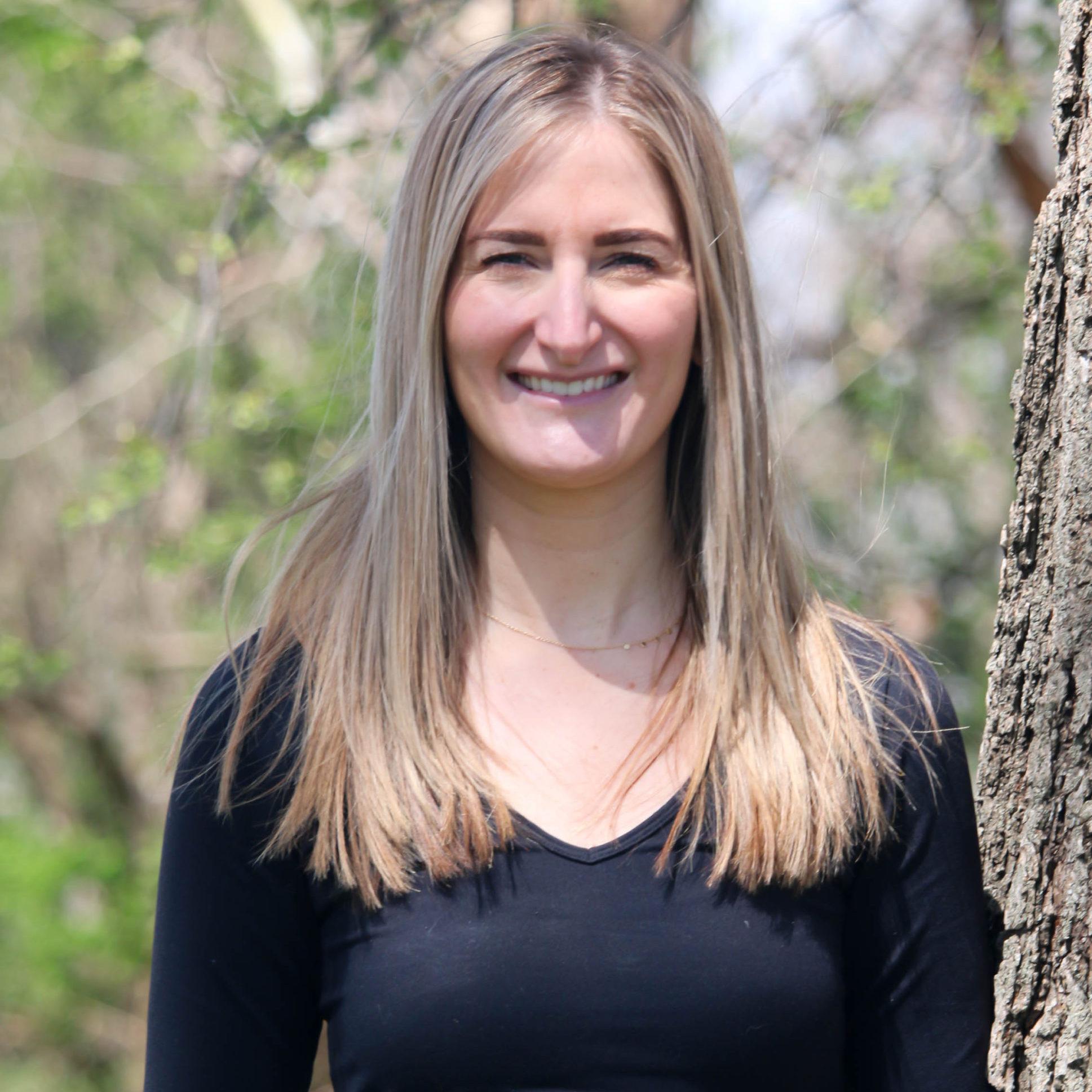 Rebecca the Hope Tree administrator